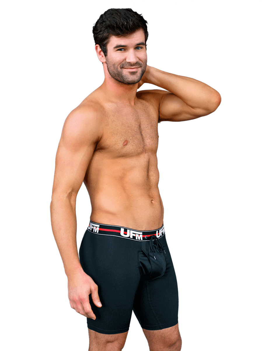 9 inch boxer briefs for men