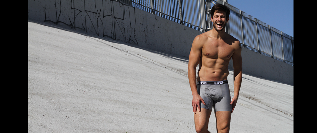 Boxer Brief Grey