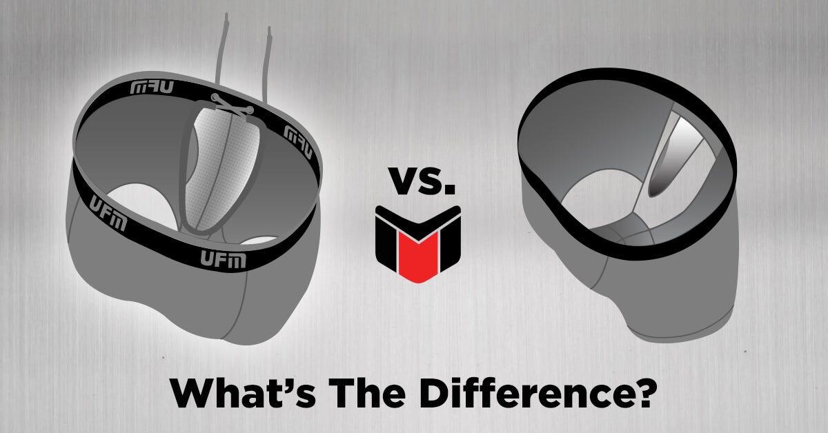 2Undr UNderwear vs Underwear For Men: What's the Difference?