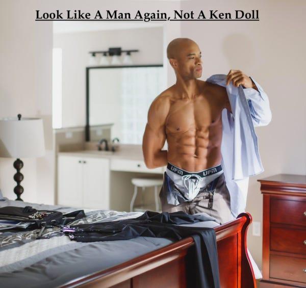 Look Great With UFM Mens Sexy Underwear