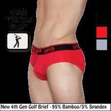 Bamboo Briefs 4th Gen Golf Underwear for Men