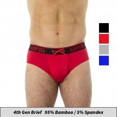 Briefs Bamboo-Spandex REG Support (4th Gen) Men's Underwear