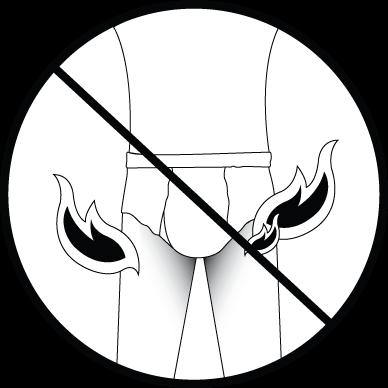 Anti-Chafe