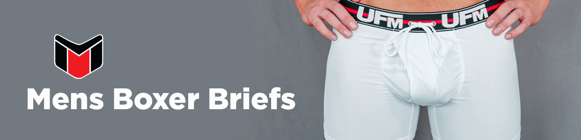 Introducing the latest Underwear For Men boxer briefs with a patent pending drawstring support system.