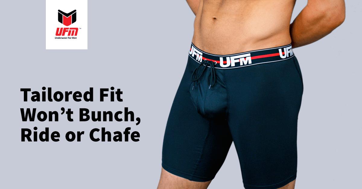 underwear for men no bunch no chafe