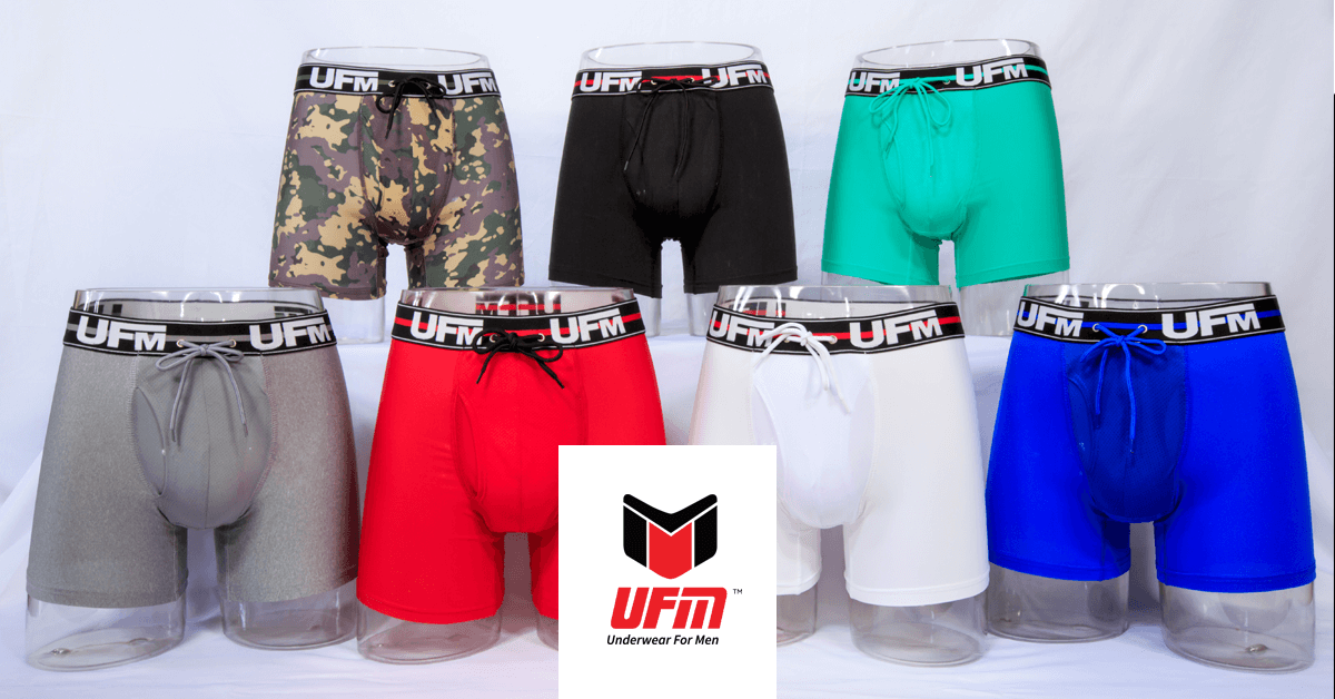 underwear for men innovative design and colors