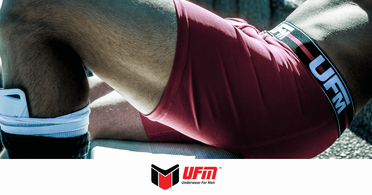 Shop Comfortable UFM underwear mens