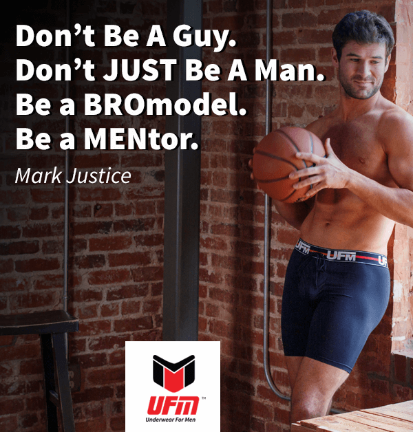 UFM Men's Underwear Presents Q&A With Mark Justice